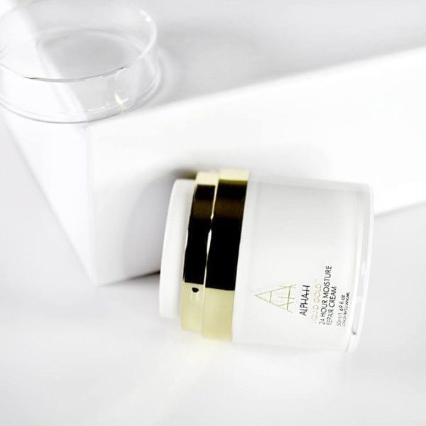 ALPHA-H Liquid gold nachtcreme verbetert rimpels, pigmentvlekken en een doffe huid