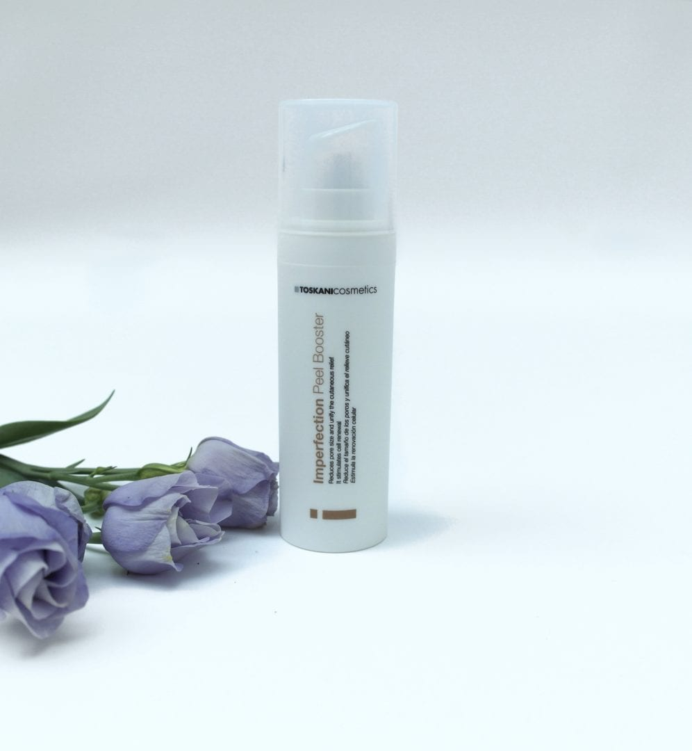 Imperfection peel booster | product voor acne | huidverbetering
