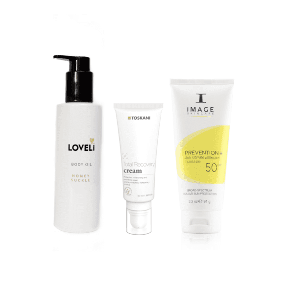 Producten voor een droge huid