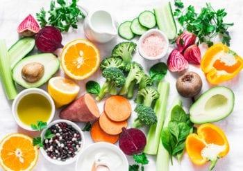 Met voeding je huid verstevigen | huidverbeting | www.deonlinekliniek.nl
