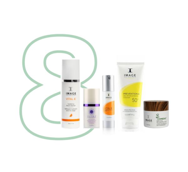 Top 10 - 5 producten droge huid