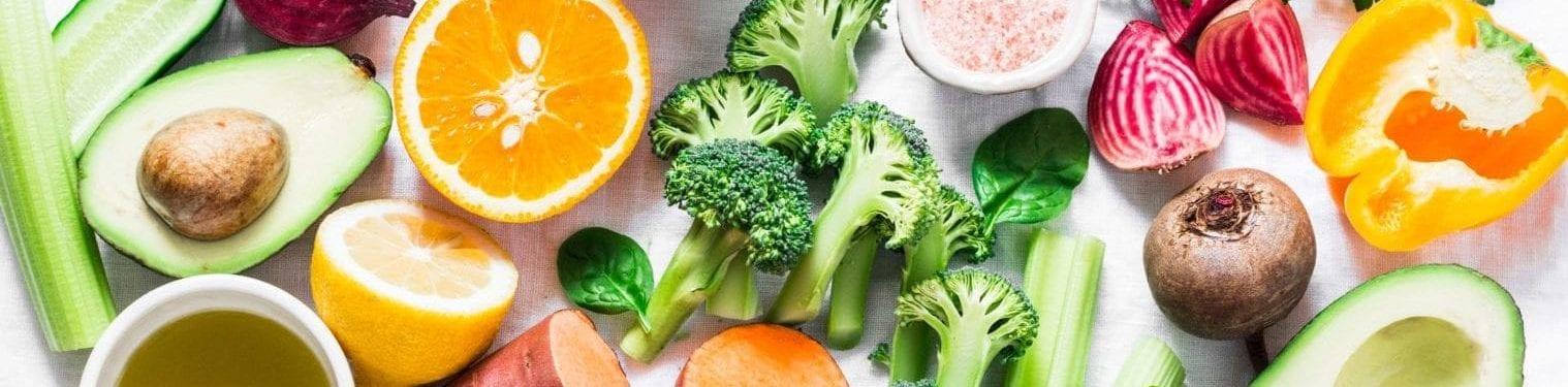 gezonde voeding voor een mooie huid   acne verminderen